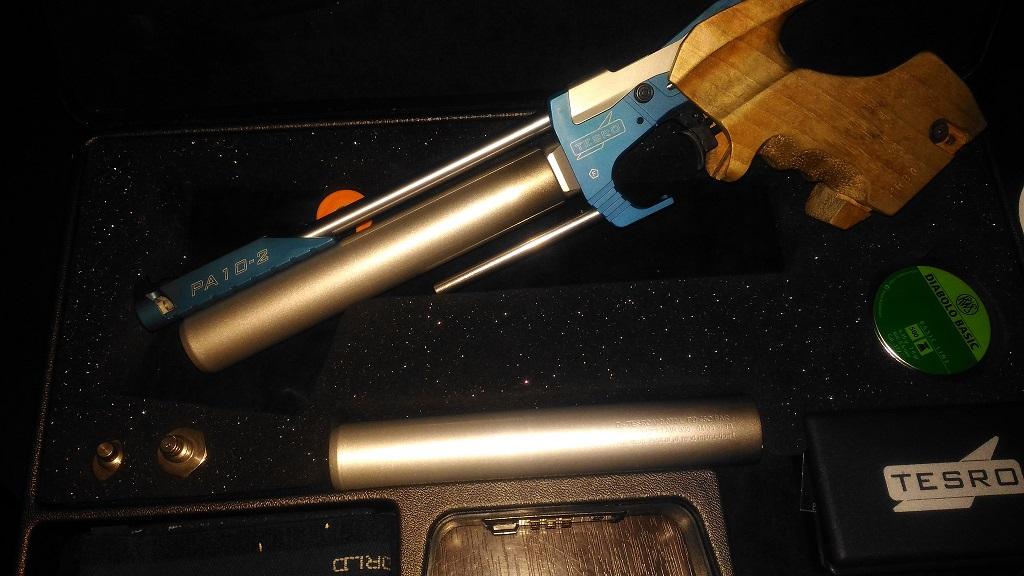 pistolet a 50m P_201810