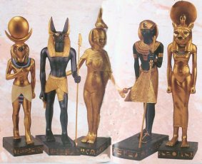 Message To Egyptologist Godsof10