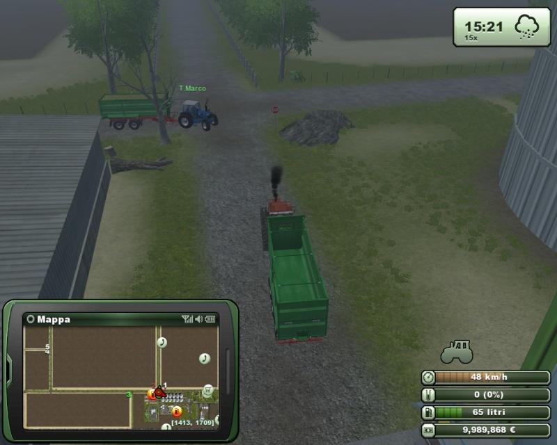 bellissima partita multiplayer con marco trotto 09/06/2013 Fsscre22