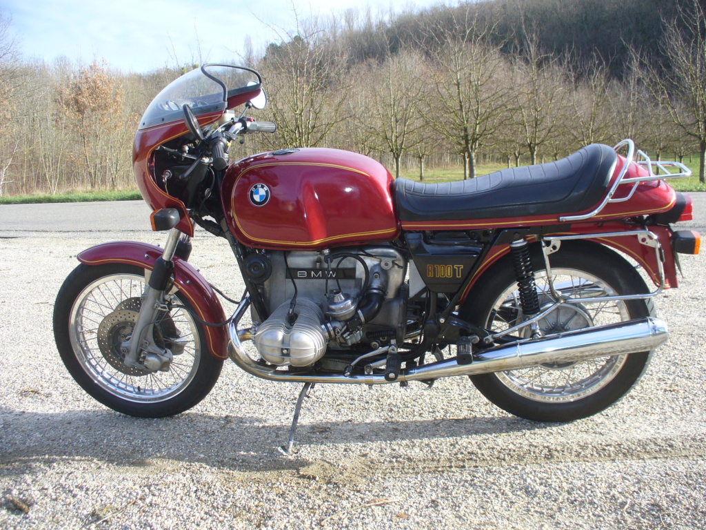 Ma nouvelle: BMW R 100 S 1977 - Page 2 Weinma10