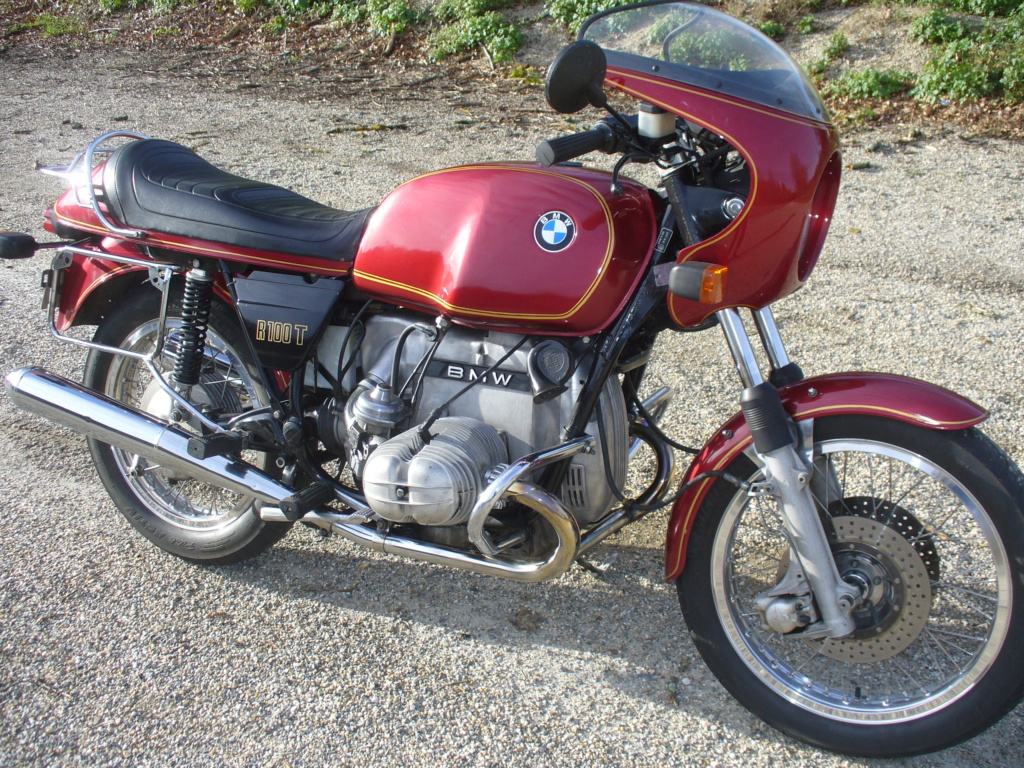 Ma nouvelle: BMW R 100 S 1977 - Page 2 Weinma11