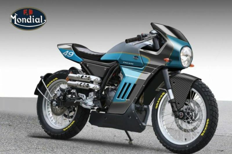 Alpine prépare une moto en collaboration avec MV Agusta 652-8110