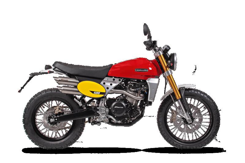 FANTIC Caballero  Moto_510