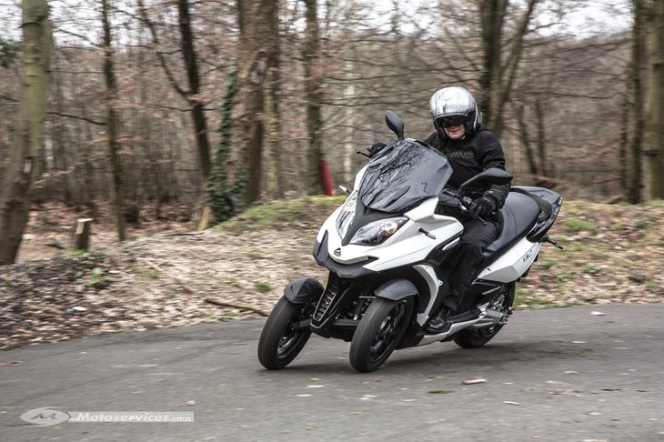 Lancement d'un scooter électrique à quatre roues : le eQooder Qooder10