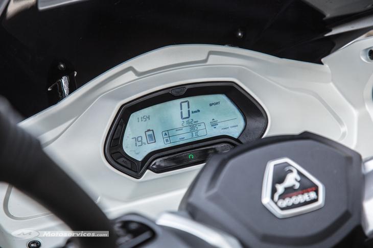 Lancement d'un scooter électrique à quatre roues : le eQooder Qooder11