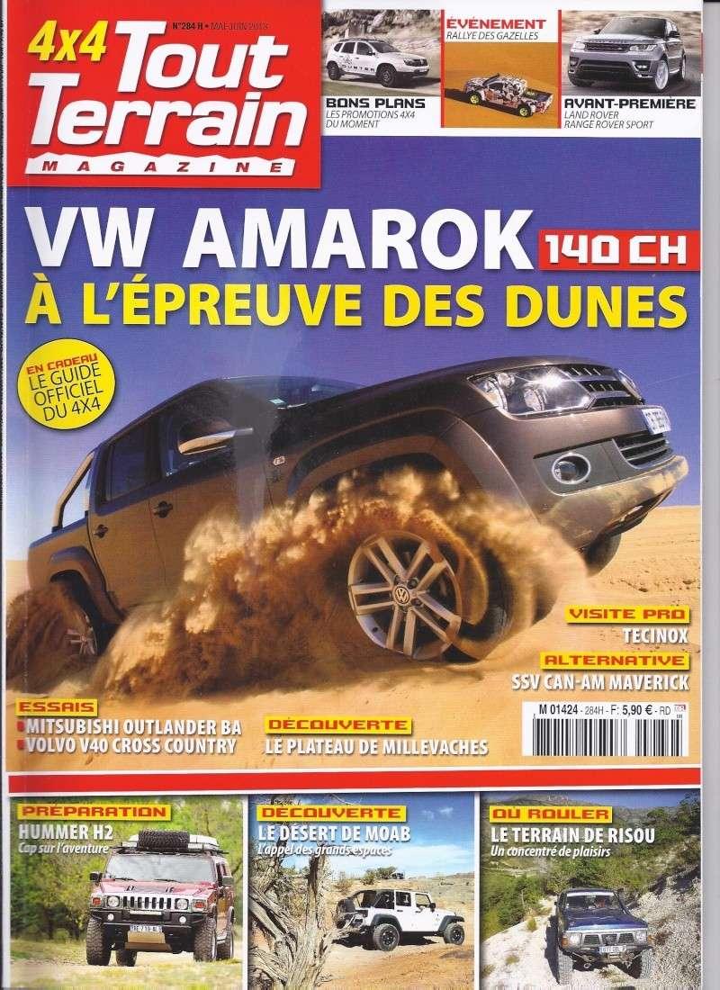 PREPARATION HUMMER H2 CAP 180 AVENTURE 4WD Dans Tout Terrain Magazine n°284 Scan0010