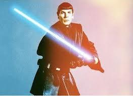 Lustiges zu StarWars Spock11