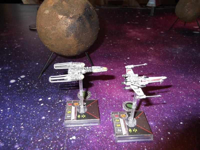 Schlacht gegen den Imperator ! X-wing16