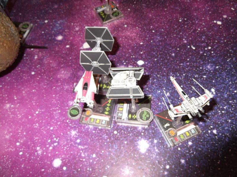 Schlacht gegen den Imperator ! X-wing25