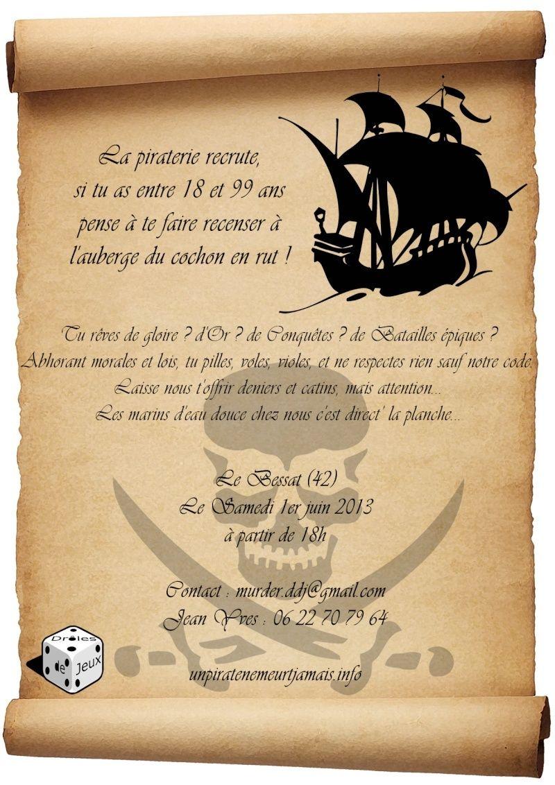 Un pirate ne meurt jamais Flyers10