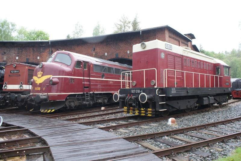 Eisenbahnmuseum Schwarzenberg Dsc03717