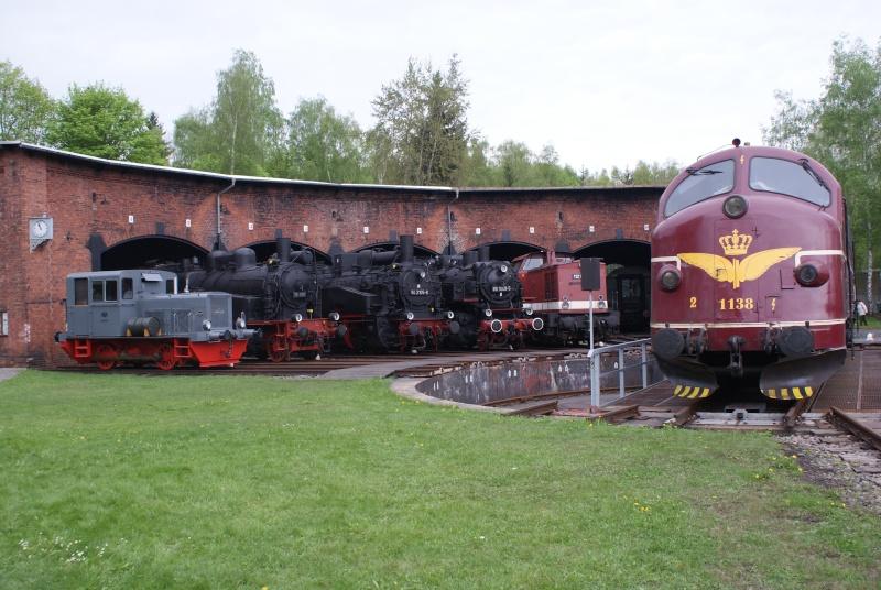 Eisenbahnmuseum Schwarzenberg Dsc03718