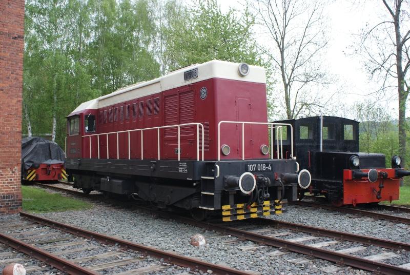Eisenbahnmuseum Schwarzenberg Dsc03720