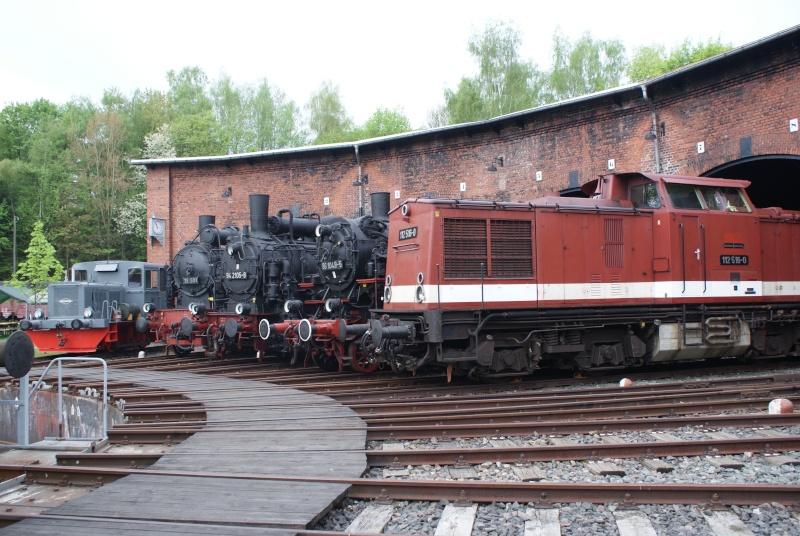 Eisenbahnmuseum Schwarzenberg Dsc03721