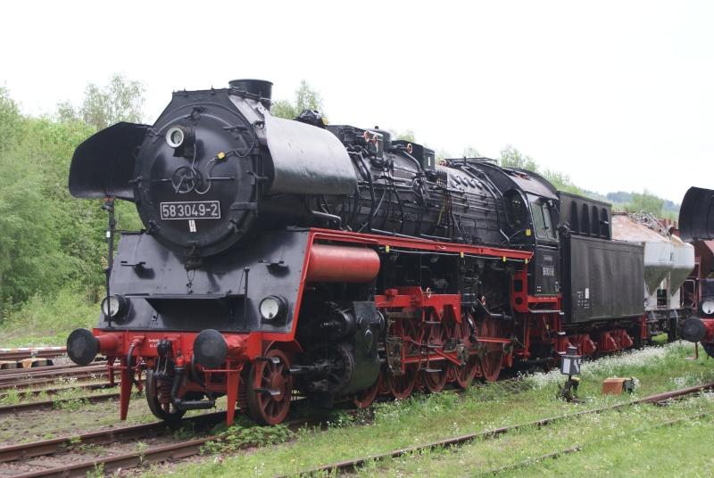 Eisenbahnmuseum Schwarzenberg Dsc03723