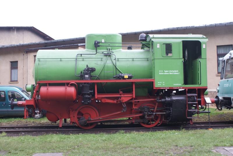 Eisenbahnmuseum Schwarzenberg Dsc03726