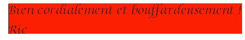 3 octobre, la Saint Gérard Bienc448