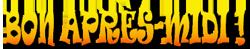 Le 13 août – A la saint Hippolyte, nul tabac qui ne démérite ! Bon_ap35