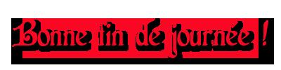 Le 30 novembre – A la Saint André, rien que de l'anglais ! Bonne_45