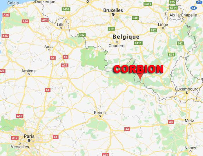 Bouillon, la vallée de la Semois et ses tabacs - Page 2 Carte_11