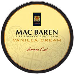 mac baren vanilla cream; encore trouvable?  Macbar10