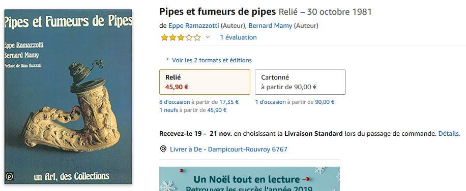 La Grande Histoire de La Pipe de Alexis Liebaert et Alain Maya Pipes-10