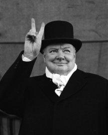 Un grand homme nommé Churchill - Page 2 Winsto10