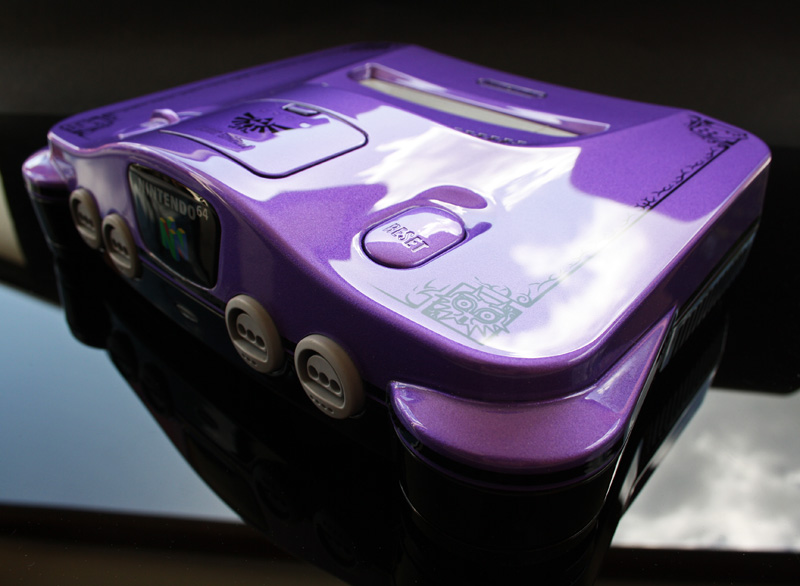 Majora's Mask N64 Console 5-10_z10