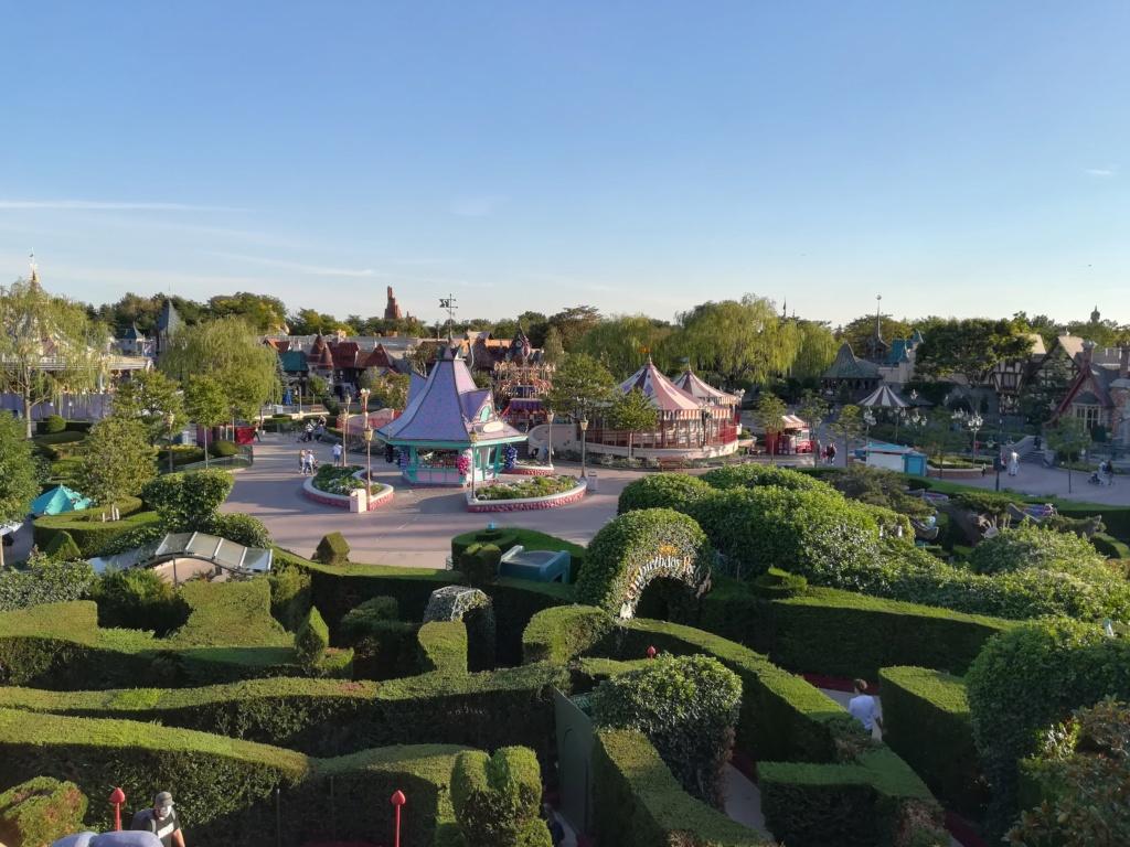 La réouverture de Disneyland Paris pendant la COVID-19 (depuis le 15 juillet) Img_2010