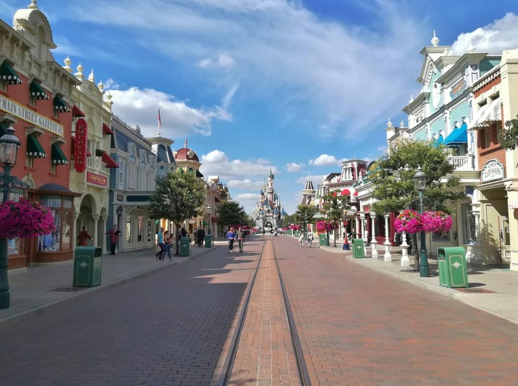 La réouverture de Disneyland Paris pendant la COVID-19 (depuis le 15 juillet) Img_2011