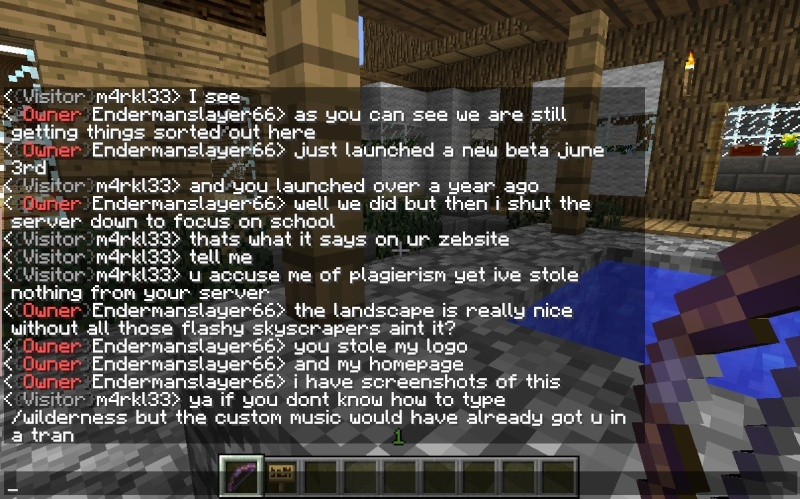 "My conversation with Cheezygamer16 and the ""real"" Econicraft IP 2013-017"