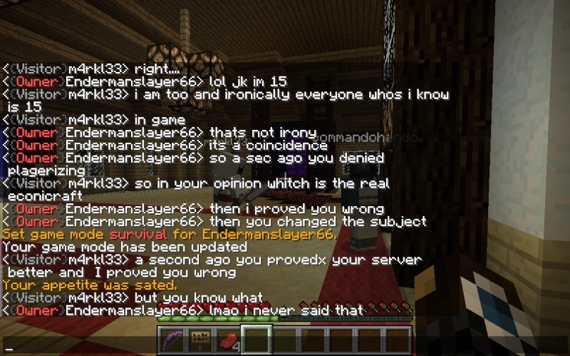 "My conversation with Cheezygamer16 and the ""real"" Econicraft IP 2013-018"