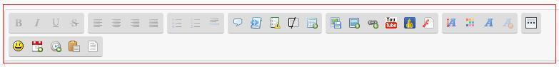 [Topic Unique] Absence des boutons de l'éditeur Tab11
