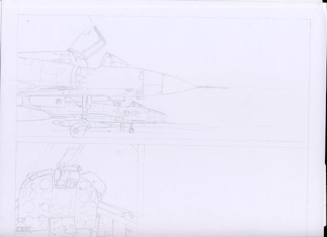 Combat dans les airs Mirage13
