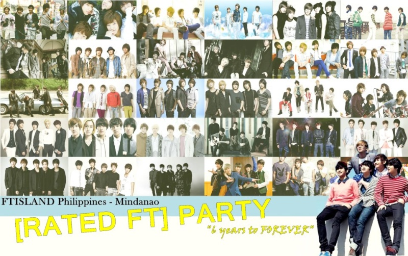 [FANGATHERING || Mindanao Chapter] FTISLAND's 6th Year Anniversary Party 94206310