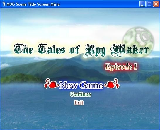 Modification script title  Screen10