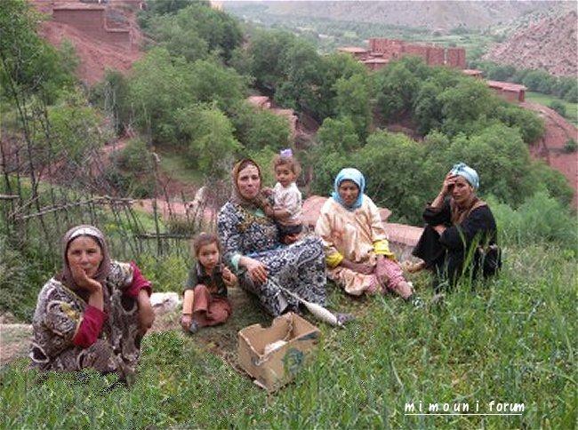 Pull  Femme - femme Amazigh berbere ma chérie  المرأة الامازيغية  Mimoun31