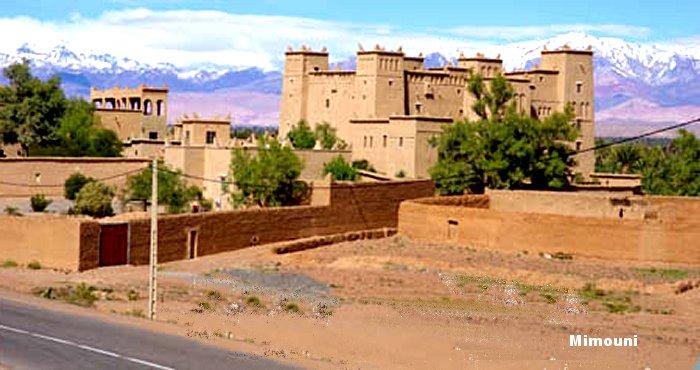 Le Maroc pays d'accueil des campeurs motorisés Mimoun34