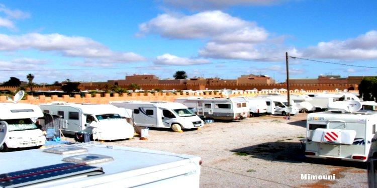 Le Maroc pays d'accueil des campeurs motorisés Mimoun37