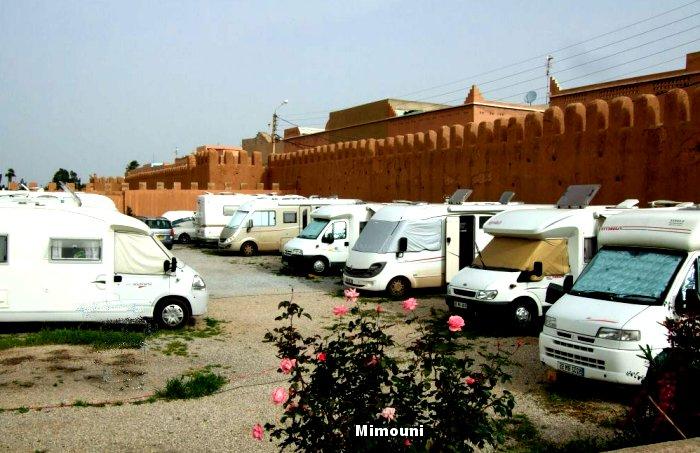 Le Maroc pays d'accueil des campeurs motorisés Mimoun38