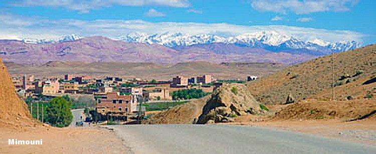 Le Maroc pays d'accueil des campeurs motorisés Mimoun42
