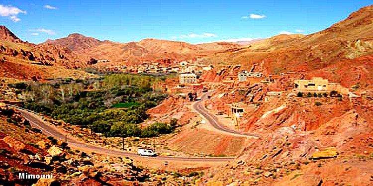 Le Maroc pays d'accueil des campeurs motorisés Mimoun43