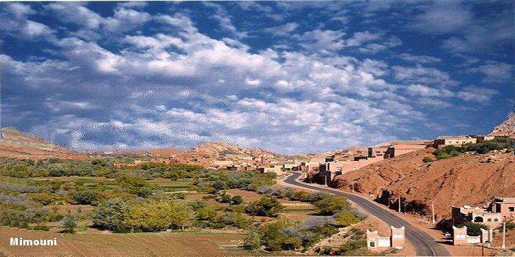 Le Maroc pays d'accueil des campeurs motorisés Mimoun44