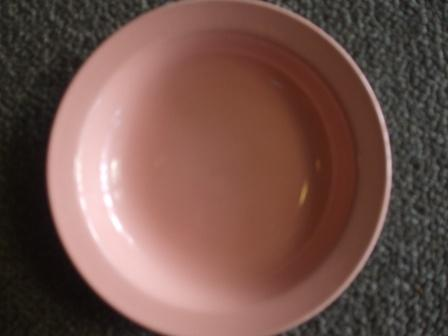 plate - Pink d16181 Bowl is Kirstie Pink !!! Plus Kelsie Beige d16183 also Kylie Grey d16182! Pink_b10