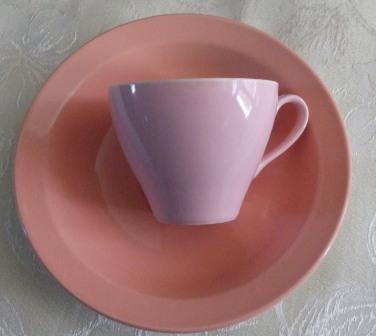 plate - Pink d16181 Bowl is Kirstie Pink !!! Plus Kelsie Beige d16183 also Kylie Grey d16182! Pink_b11