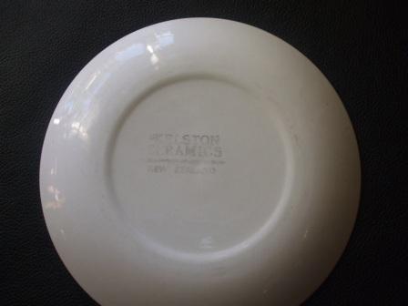 Wombles Plate Womble11
