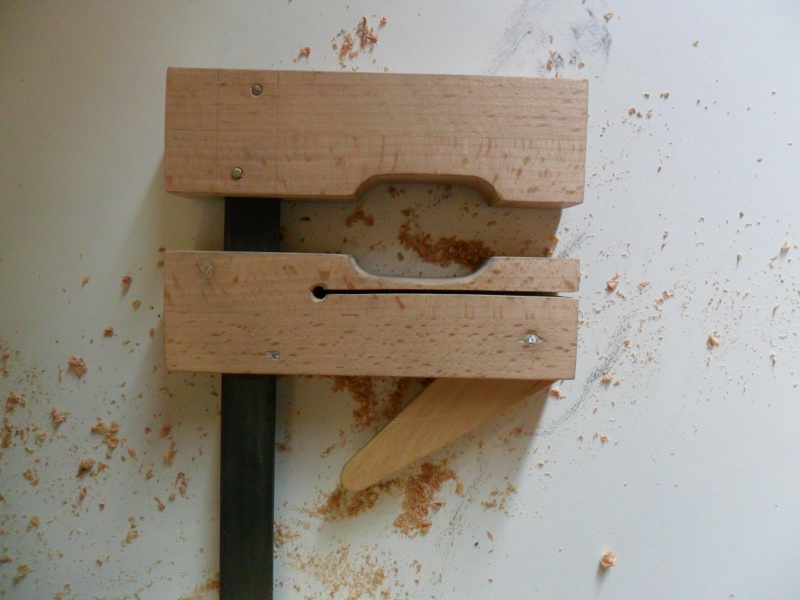 "[Serre-joints] à cames ""Cam Clamps"" en bois - Page 2 Sam_0317"