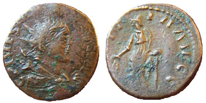 Gascogne : Mes empereurs gaulois - Page 10 Tetric10