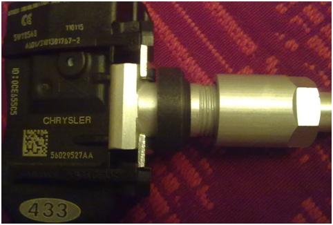 Capteur pression pneus réf. 56053031AD 56029510