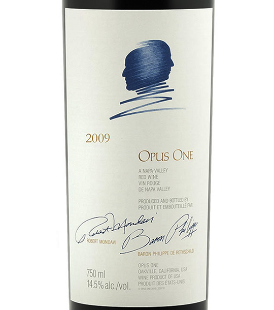 OPUS ONE, le vin mythique de la Napa Valley - Californie - USA 00263110